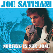 Surfing in San Jose (Live) von Joe Satriani