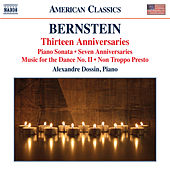 Bernstein: Piano Music by Alexandre Dossin