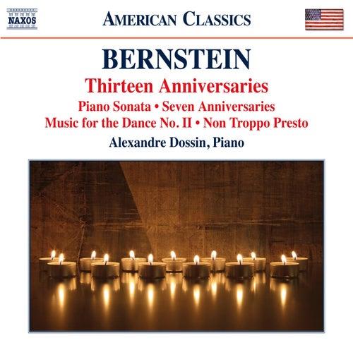 Bernstein: Piano Music by Alexandre Dossin
