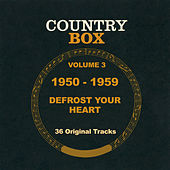 Country box Vol.3 Defrost Your Heart by Various Artists
