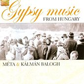 Gypsy Music from Hungary by Meta