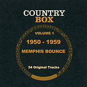 Country box Vol.1 Memphis Bounce de Various Artists