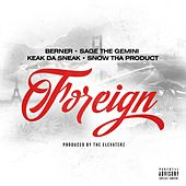 Foreign - Single by Berner