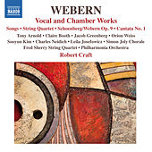 Webern: Vocal & Chamber Works by Various Artists