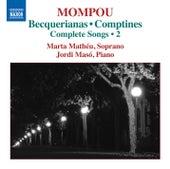 Mompou: Complete Songs, Vol. 2 de Marta Mathéu