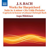 J.S. Bach: Works for Harpsichord de Aapo Häkkinen