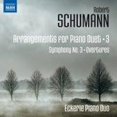 Schumann: Arrangements for Piano Duet, Vol. 3 de Eckerle Piano Duo