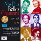 Nos plus belles chansons, Vol. 11: 1954-1955 by Various Artists