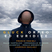 Gluck: Orfeo ed Euridice (Live) von Laurence Equilbey