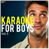 Karaoke for Boys, Vol. 5 de Ameritz Sing Top