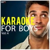 Karaoke for Boys, Vol. 4 de Ameritz Sing Top