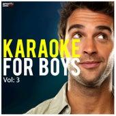 Karaoke for Boys, Vol. 3 de Ameritz Sing Top