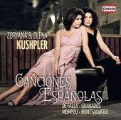 Canciones Españolas by Various Artists