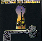 Invading the Mega City von Various Artists