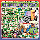 Fabulous 50' Vol. 4 - Sung Originals by Various Artists