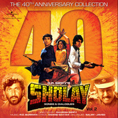 Sholay Songs And Dialogues, Vol. 2 (Original Motion Picture Soundtrack) von Various Artists