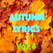 Autumn Lyrics, Vol.4 de Various Artists