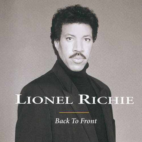 Back To Front by Lionel Richie