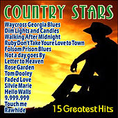 Country Stars - 15 Greatest Hits by Various Artists