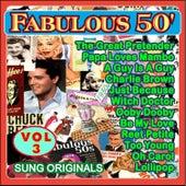 Fabulous 50' Vol. 3 - Sung Originals by Various Artists