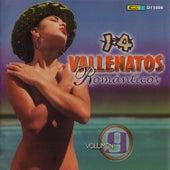 14 Vallenatos Románticos, Vol. 9 von Various Artists