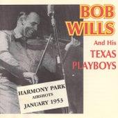 Harmony Park Airshots January 1953 de Bob Wills