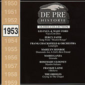 De Pre Historie Oldies Collection 1953 by Various Artists