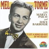 Mel Torme': I Let A Song Go Out Of My Heart de Mel Tormè