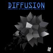 Diffusion 13.0 - Electronic Arrangement of Techno de Various Artists