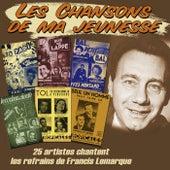 25 artistes chantent les refrains de Francis Lemarque (Collection
