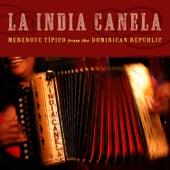 Merengue Típico from the Dominican Republic by La India Canela