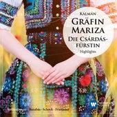 Kálmán: Gräfin Mariza & Die Csárdásfürstin - Highlights (Inspiration) von Various Artists
