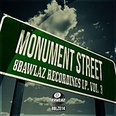 8Bawlaz Recordings LP, Vol. 3 - Monument Street by Various Artists
