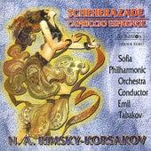 Rimsky-Korsakov: Scheherazade and Capriccio Espagnol by Sofia Philharmonic Orchestra