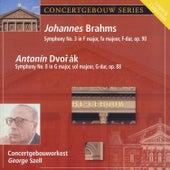 Brahms: Symphony No. 3 in F Major & Dvorak: Symphony No. 8 in G Major von Concertgebouw Orchestra of Amsterdam