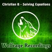 Solving Equations - Single by Christian B