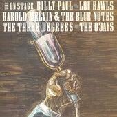 Philadelphia International Records Live on Stage de Various Artists