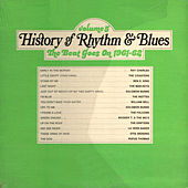 The History Of Rhythm & Blues Vol.5: The Beat Goes On 1961-1962 by Various Artists