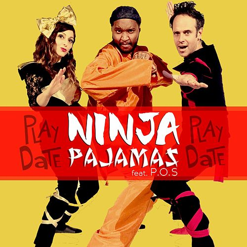 Ninja Pajamas (feat. P.O.S & Brian Auger) by Playdate