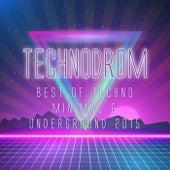 Technodrom - Best of Techno Minimal & Underground 2015 de Various Artists