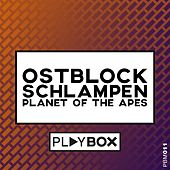 Planet of the Apes by Ostblockschlampen