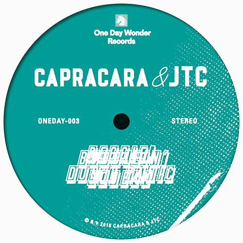 Bubble n Squeak / Reggie, Don't Panic by Capracara