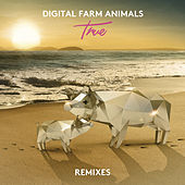 True (Remixes) de Digital Farm Animals