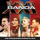 Los Más Grandes Exitos en Vivo (En Vivo) by Banda XXI