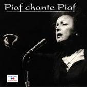 Piaf chante Piaf de Edith Piaf
