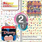 Grandes Exitos de Disney en Inglés y Español by Various Artists