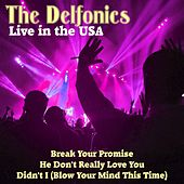 The Delfonics (Live in the USA) de The Delfonics