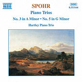 Piano Trios Nos. 3 and 5 by Louis Spohr