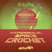Hyperbolic Space Crochet - Remixes by Ill-Esha