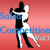 Salsa Competition, Vol.1 de Various Artists
